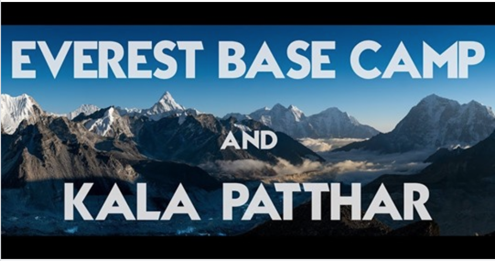 Everest Base Camp + Kala Patthar